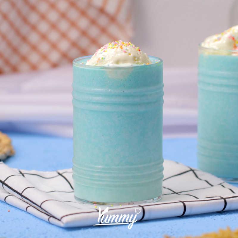 Bubblegum Wafer Milkshake