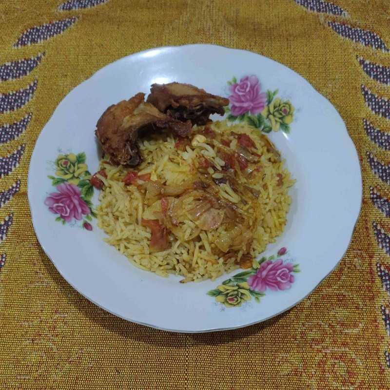 Nasi Briyani Alfatih