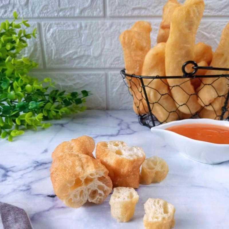 Cakwe with Garlic Aromatic