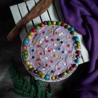 Cake Talas Putih Telur