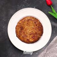Omelet Pasta Bolognese