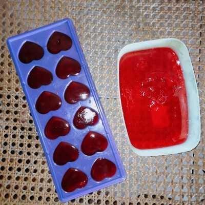 Step 3 Permen Jelly Nutrijel