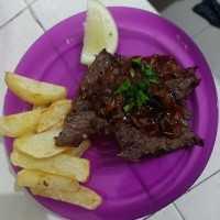 Steak Daging Lada Hitam