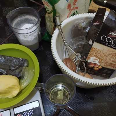Step 1 Brownies