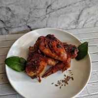 Ayam Panggang Bumbu Jinten