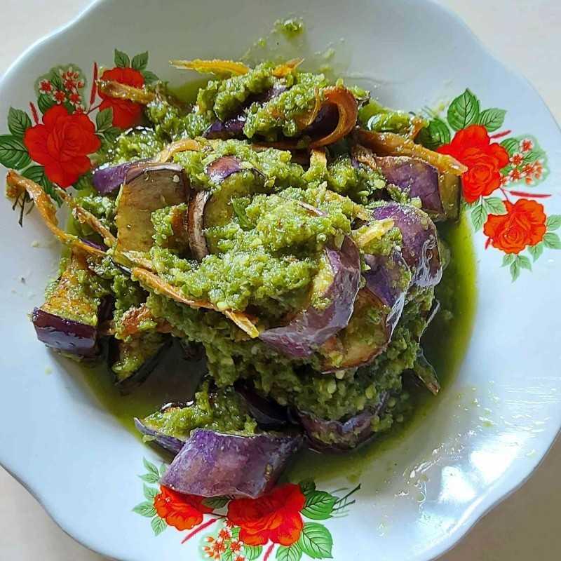 Resep Terong Dan Ikan Asin Lado Mudo Dari Chef Yuli Astuti Yummy App
