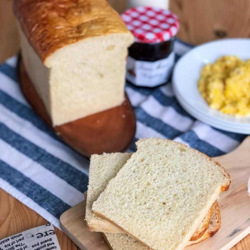 Roti Tawar Ekonomis