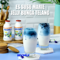 Es Susu Marie Jelly Bunga Telang