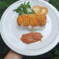 Chicken Katsu Saus Sambal