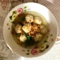 Bakso Ayam Udang