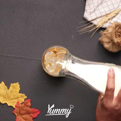 Step 4 Corn Vanilla Ice