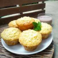 Coconut Cup Cake