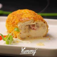Cheese Chicken Roll