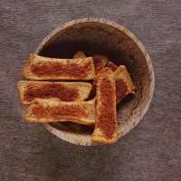 Roti Kering Brown Sugar
