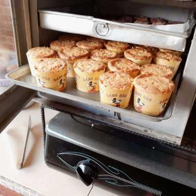 Step 5 Cupcake Keju