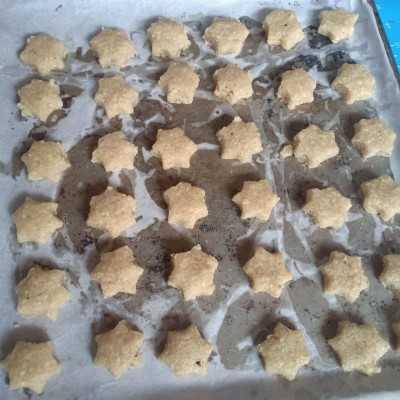 Step 4 Kue Kacang Ekonomis