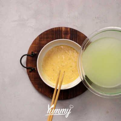 Step 3 Creamy Ramen Mie Instant