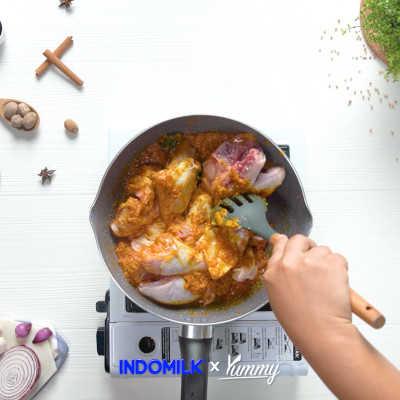 Step 3 Kari Ayam Spesial