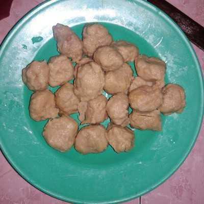 Step 1 Bakso Bakar Teflon