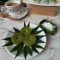 Kue Lumpang Khas Palembang