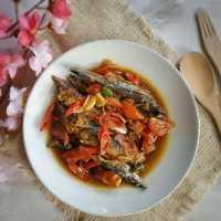 Ikan Cue Bumbu Sarden