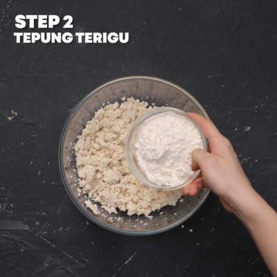 Step 2 Tahu Katsu