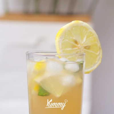 Step 5 Ginger Mint Lemonade