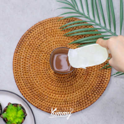 Step 4 Ginger Mint Lemonade