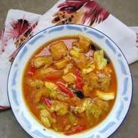 Tongseng Daging Ayam