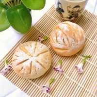 Milk Heart Bread/ Mirukuhasu