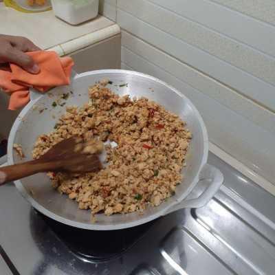 Step 5 Combro Kornet