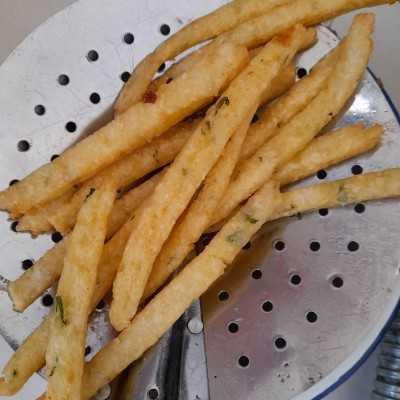 Step 5 Stik Potato Cheese