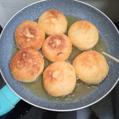 Step 6 Bomboloni Nasi #MakanMasakBijak