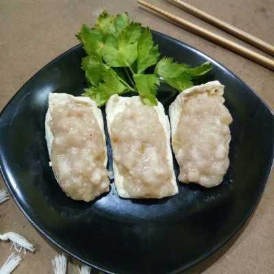 Step 6 Tahu Kukus Bakso Ayam