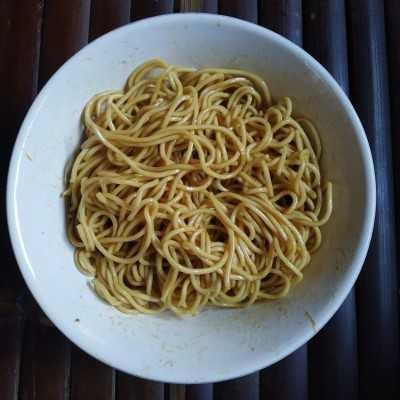 Step 8 Miyago (Mie Ayam Goreng)