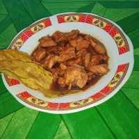 Ayam Kecap Lengkuas #MakanMasakBijak