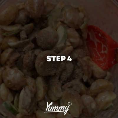 Step 4 Potato Salad Tempe