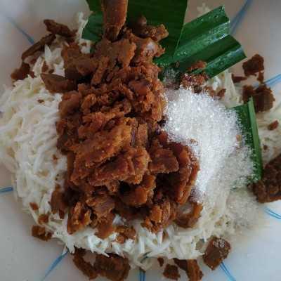Step 3 Sawut Singkong Gula Merah