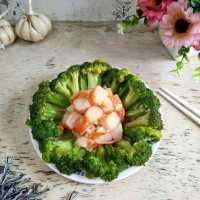 Cah Brokoli Crab Stick