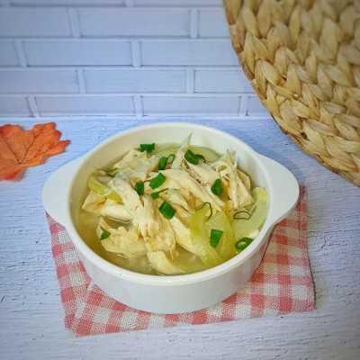 Step 6 Dak Gomtang (Sup Ayam Korea) #KoreanFood