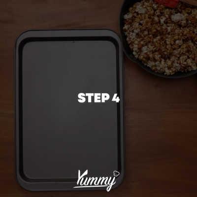 Step 4 Karamel Asin Popcorn