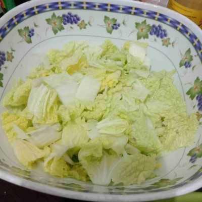 Step 1 Kimchi Homemade