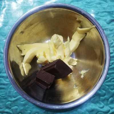 Step 5 Cup Cake Brownies Kukus #UntukSiBuahHati