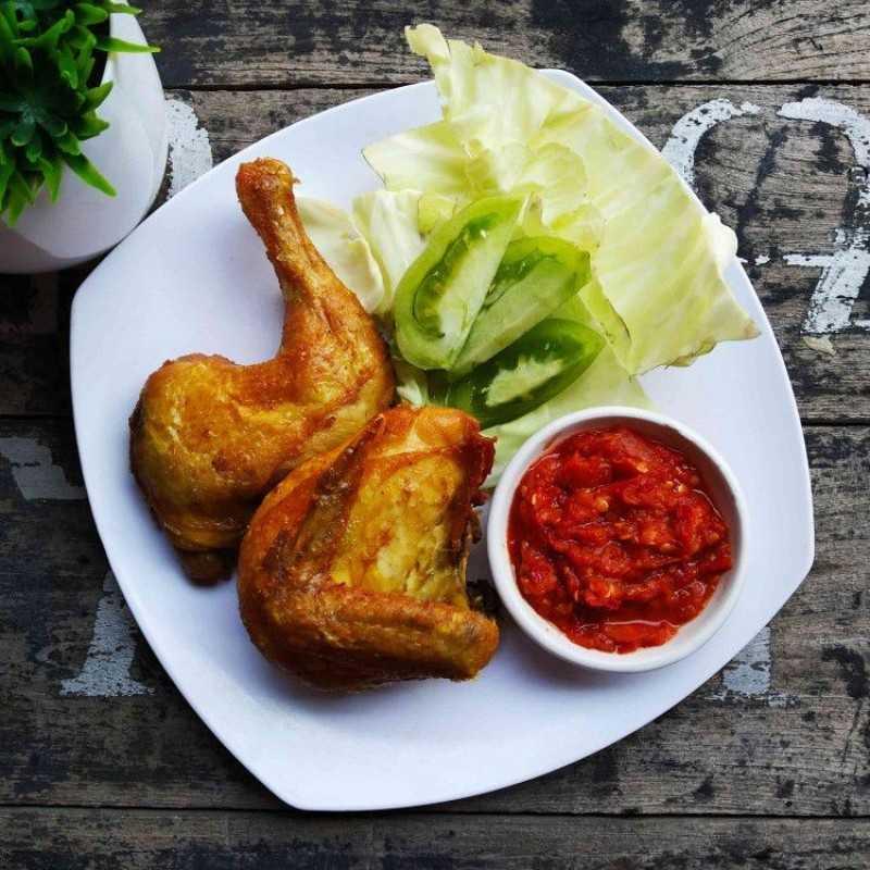 Ayam Penyet #JajanDiRumah