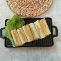 Kebab Simpel (Roti Tawar) #UntukSiBuahHati