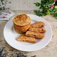 Pancake Sayur Kornet #UntukSiBuahHati