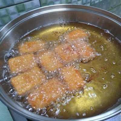 Step 9 Nugget Ayam Jamur #UntukSiBuahHati