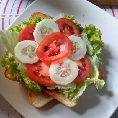 Step 6 Egg Sandwich for Kids! #UntukSiBuahHati