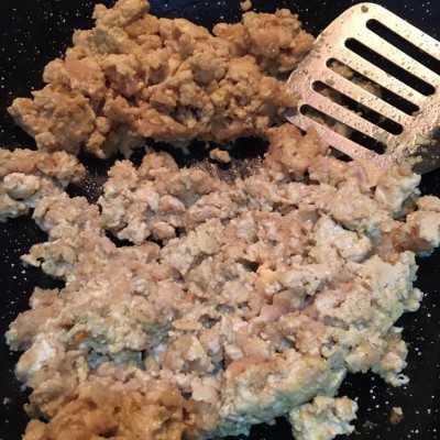 Step 4 Mie Ayam Jamur #JajanDiRumah