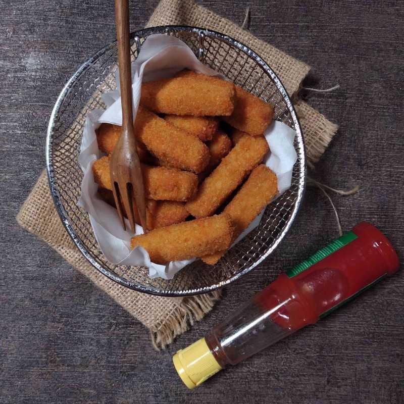 Nugget Ayam Jamur #UntukSiBuahHati